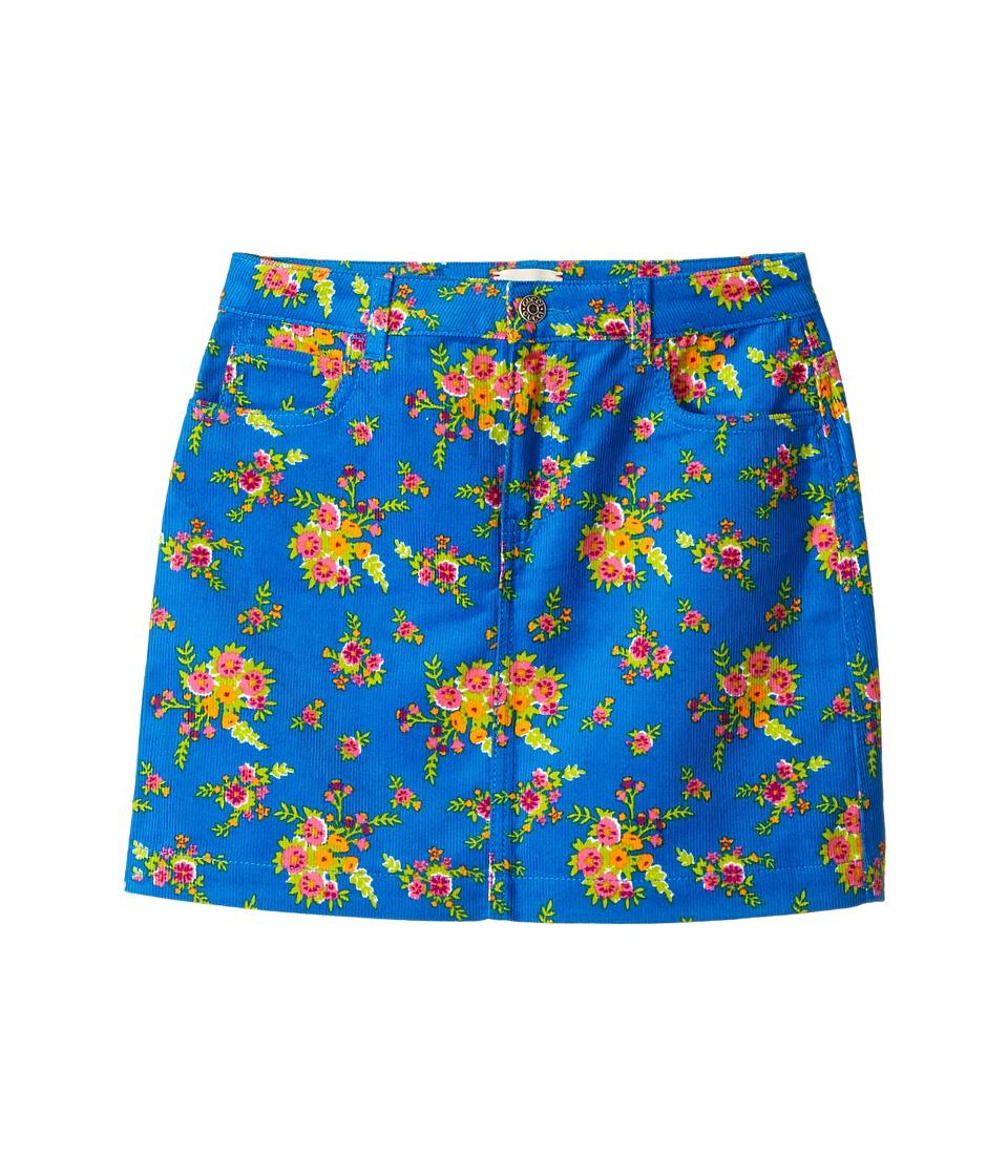 Gucci Kids - Skirt 477363XB222 (Little Kids/Big Kids) (Peacock Printed) Girls Skirt