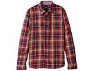 Vans Kids - Sycamore Long Sleeve Flannel (Big Kids)