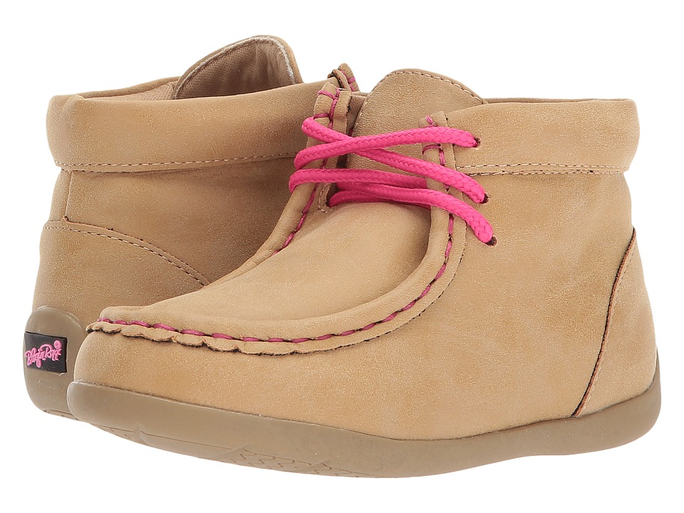 Blazin Roxx Reagan (Toddler/Little Kid) (Tan/Pink) Girls Shoes