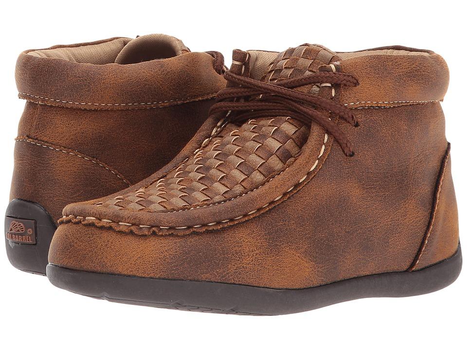 Blazin Roxx Carson (Toddler/Little Kid) (Brown) Boys Shoes