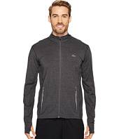 Lacoste - Brushed Stetch Jersey Full Zip Sweatshirt