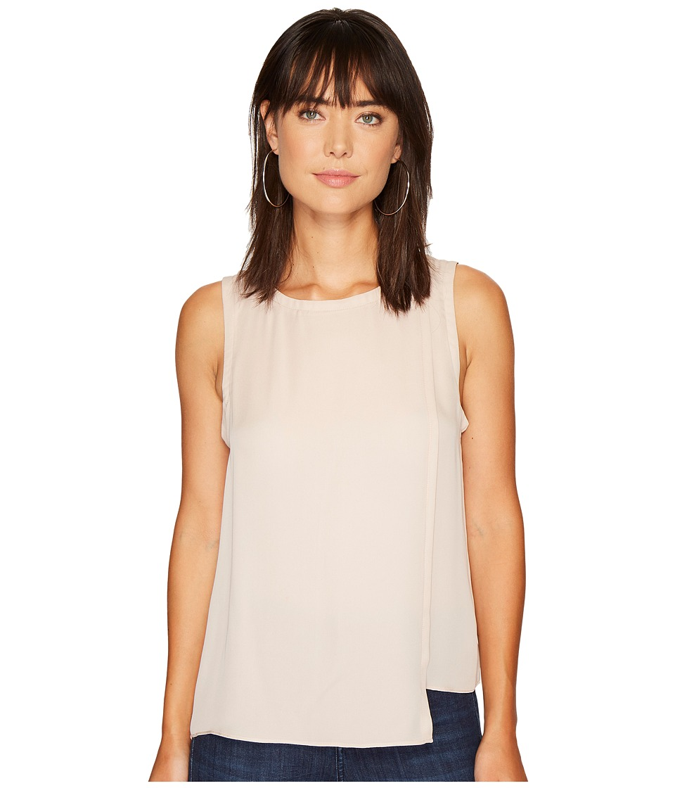 HEATHER - Jan Silk Asymmetrical Top