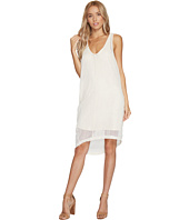 HEATHER - Daryl Square Mesh Tank Dress