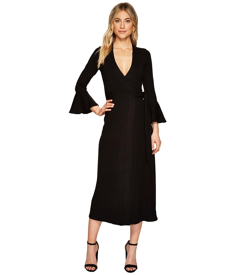 Rachel Pally - Luxe Rib Wrap Dress