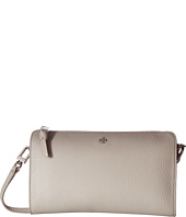 Tory Burch - Robinson Pebbled Wallet Crossbody