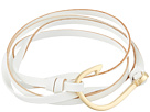 Miansai Leather Hook Bracelet