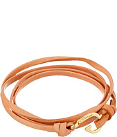 Miansai - Mini Hook Leather Bracelet