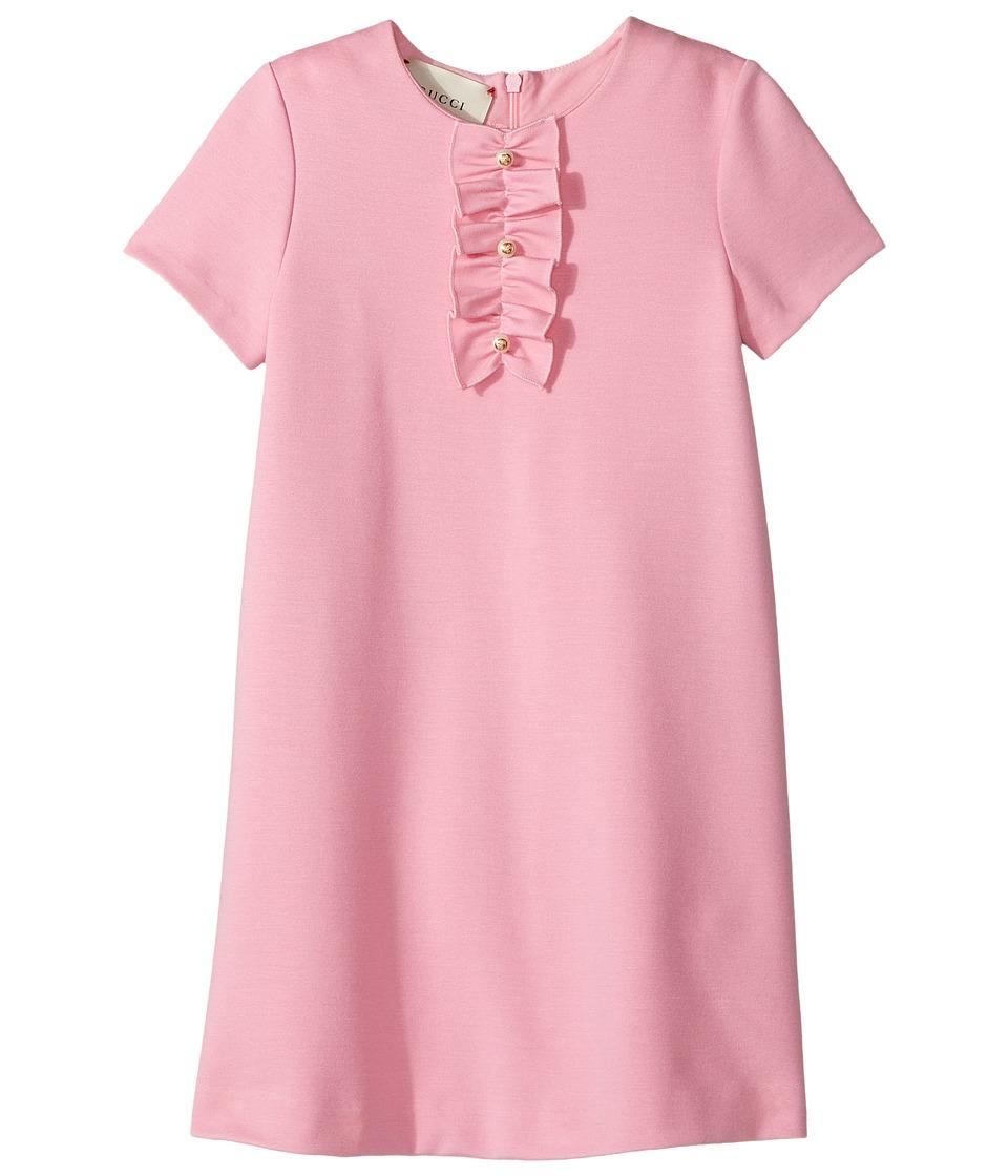 Gucci Kids - Dress 479405X7A44 (Little Kids/Big Kids) (Sugar Pink) Girls Dress