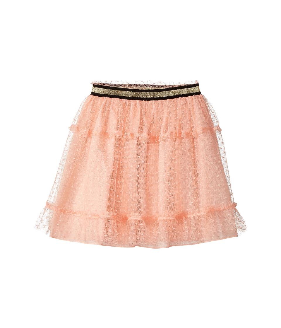 Gucci Kids - Skirt 477408ZB698 (Little Kids/Big Kids) (Pristine Pink/Black/Gold) Girls Skirt