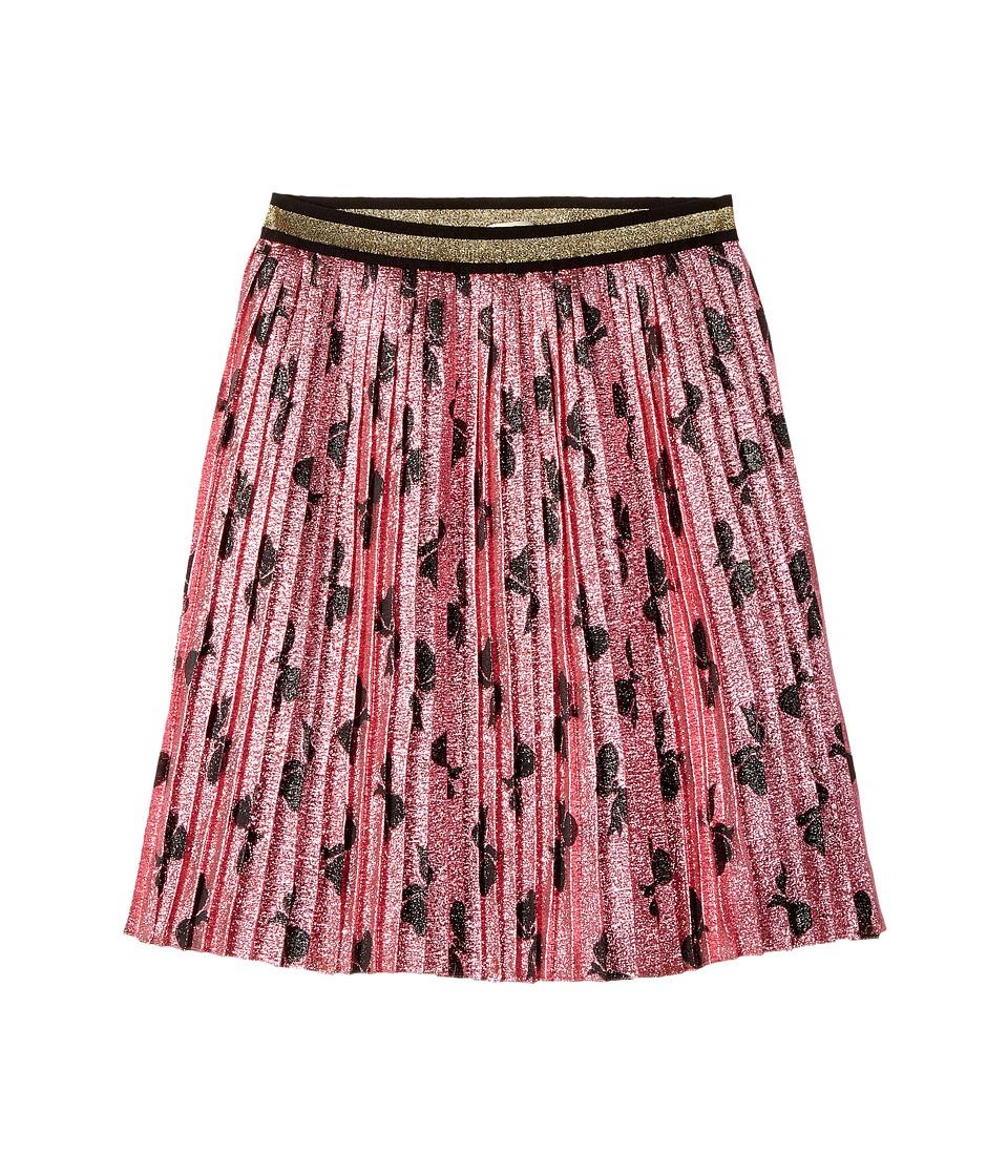 Gucci Kids - Skirt 477410ZB373 (Little Kids/Big Kids) (Camelia/Black/Gold) Girls Skirt