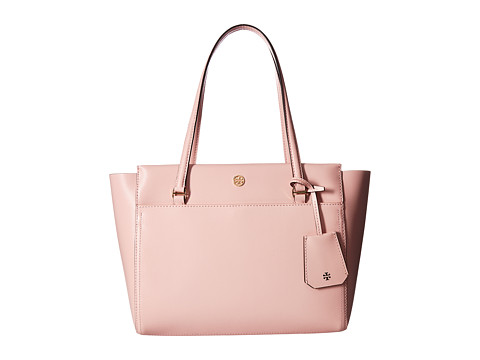 Tory Burch Parker Small Tote - Pink Quartz/Cardamom