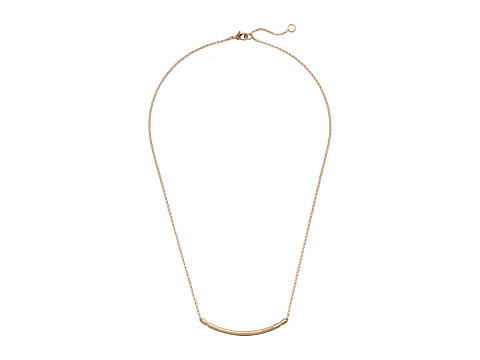 Miansai Channel Necklace - Polished Gold