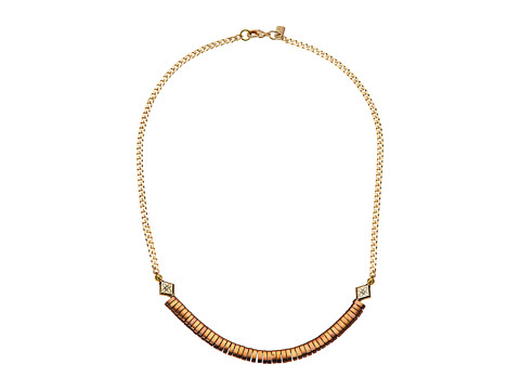 Vanessa Mooney The Julio Necklace - Bronze
