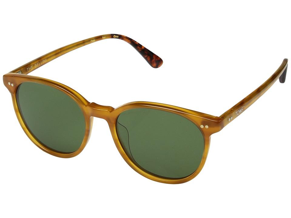 TOMS - Bellini (Honey) Fashion Sunglasses