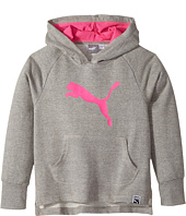 Puma Kids - Cotton French Terry Hoodie - Cotton/Poly (Little Kids)