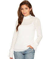 Free People - Out of Sight Mock Neck