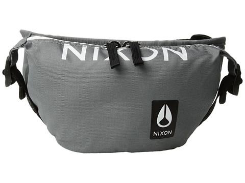 Nixon Trestles Hip Pack - Black/Dark Grey