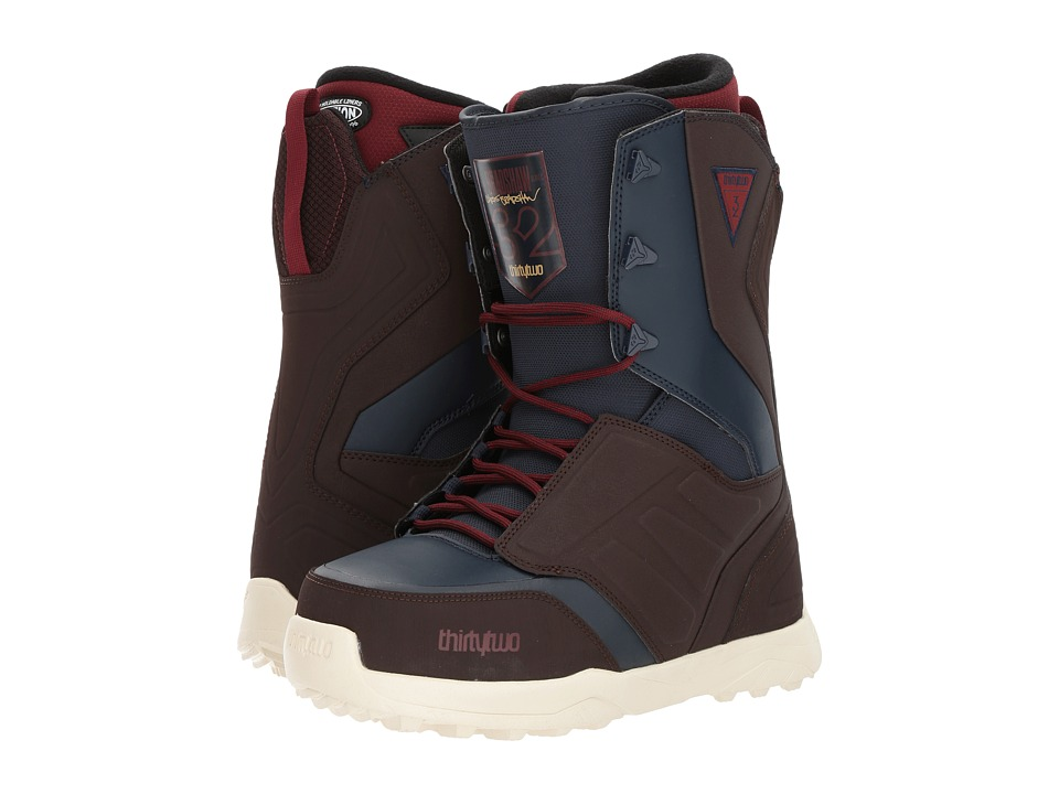 thirtytwo Lashed Bradshaw '17 (Brown) Boys Shoes