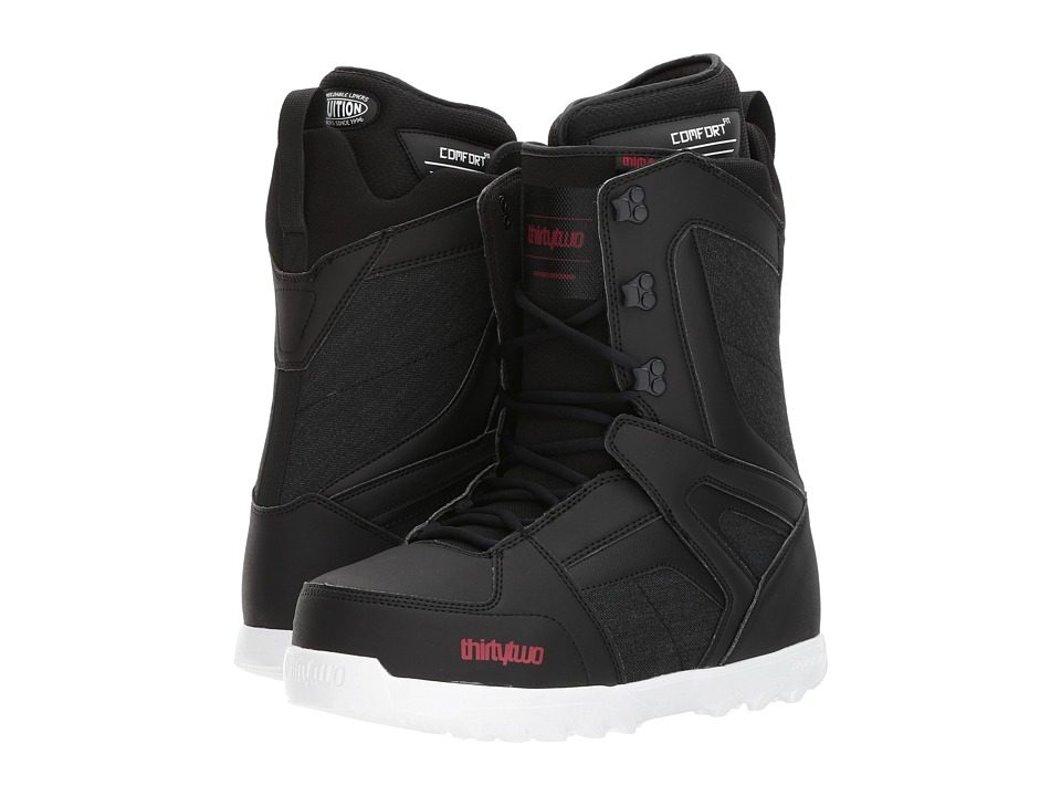 thirtytwo - Prion 17 (Black) Boys Shoes