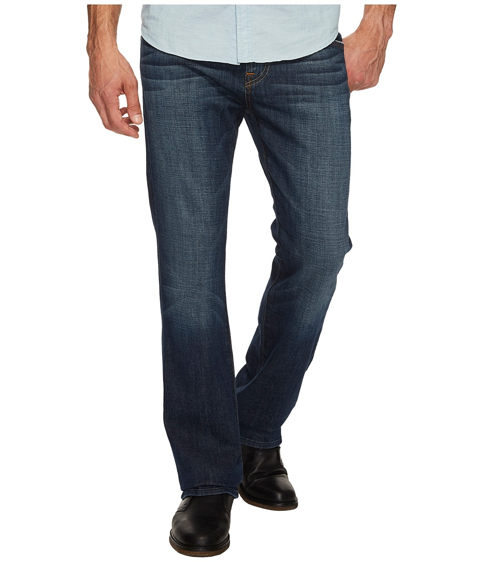 7 For All Mankind Brett Bootcut Jeans in New York Dark (New York Dark) Men