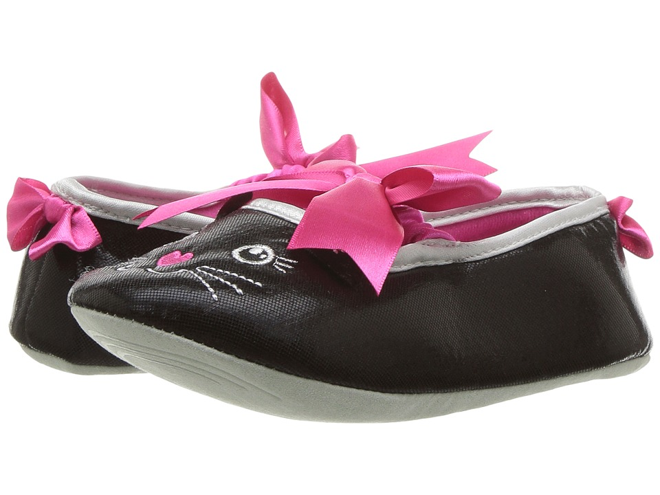 Stride Rite Stella (Toddler/Little Kid) (Black) Girls Shoes