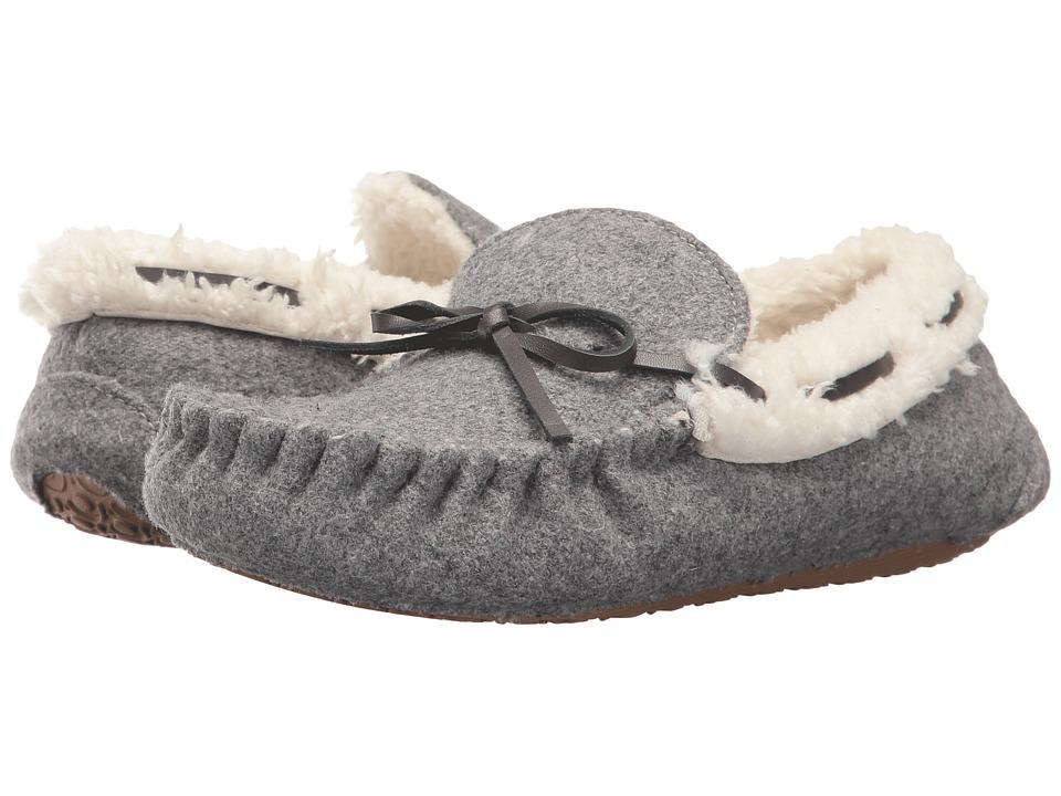 Stride Rite Gabriel (Toddler/Little Kid) (Gray) Kids Shoes