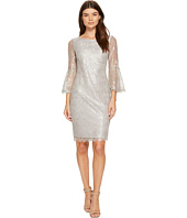Calvin Klein - Bell Sleeve Lace Dress CD7L12CE