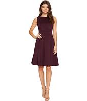 Calvin Klein - Scuba Fit & Flare Dress CD7M18AW