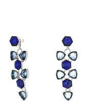 Vera Bradley - Geo Facets Convertible Earrings