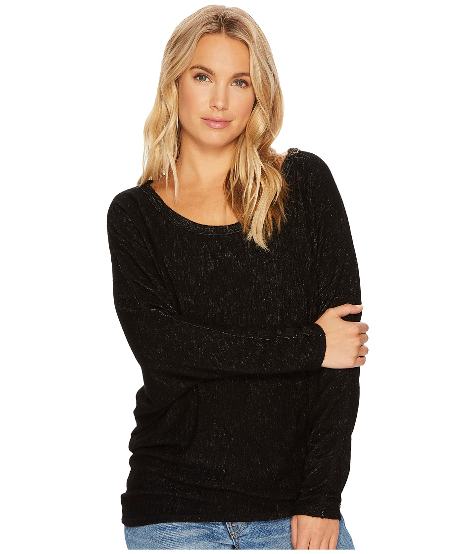HEATHER - Julia Asymmetrical Pullover