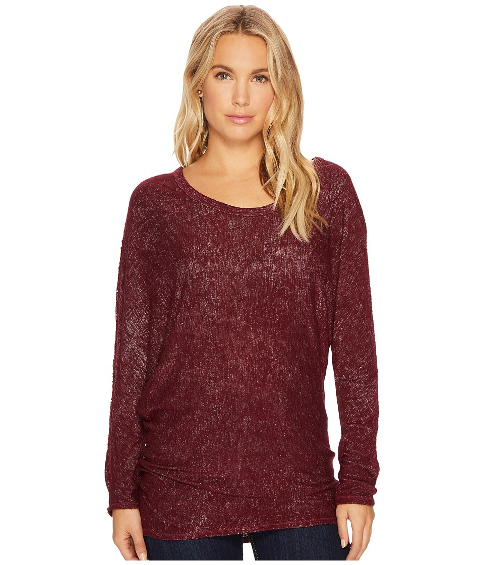HEATHER HEATHER - Julia Asymmetrical Pullover