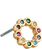 Marc Jacobs - Something Special Rainbow Ring Stud Earring