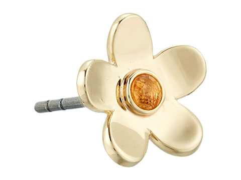 Marc Jacobs Something Special Daisy Stud Earring - Gold