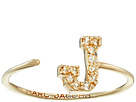 Marc Jacobs - Something Special J Open Ring