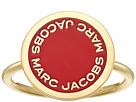 Marc Jacobs - Logo Disc Enamel Logo Disc Ring