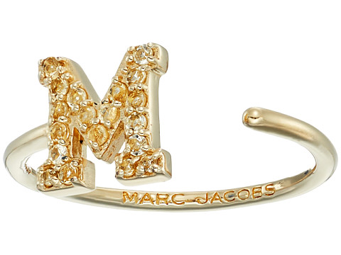 Marc Jacobs Something Special M Open Ring - Gold