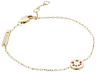 Marc Jacobs Something Special Smiling Face Chain Bracelet