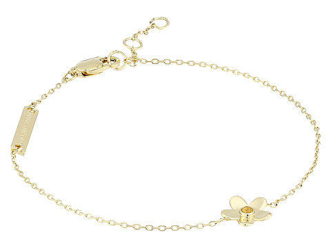 Marc Jacobs Something Special Daisy Chain Bracelet - Gold