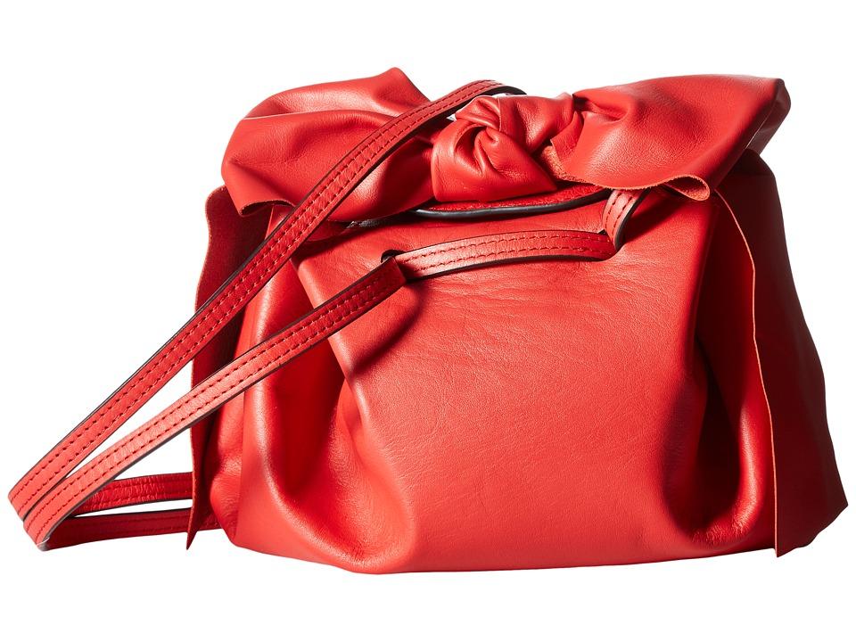 ZAC Zac Posen - Soiree Crossbody (Geranium) Cross Body Handbags