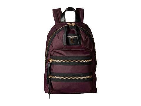 Marc Jacobs Nylon Biker Mini Backpack - Dark Violet