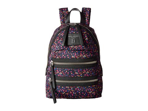Marc Jacobs Mixed Berries Printed Mini Backpack - Blue Multi