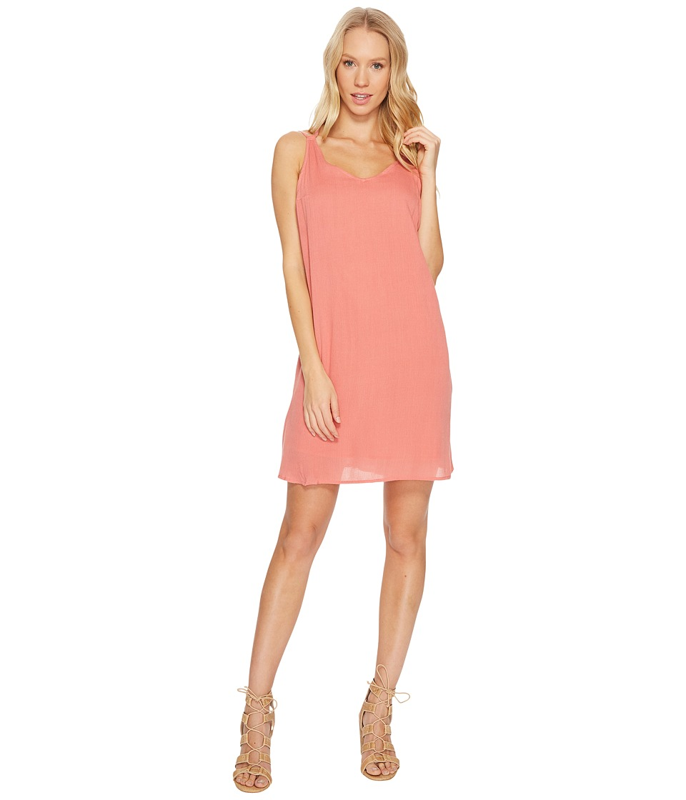 Roxy Dome of Amalfi Dress (Dusty Cedar) Women