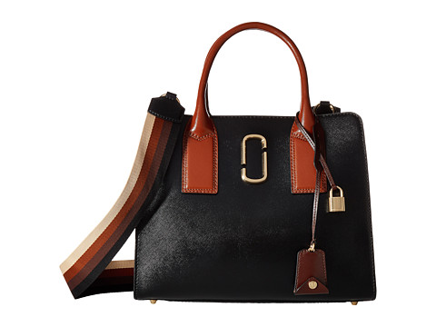 Marc Jacobs Big Shot - Black Multi