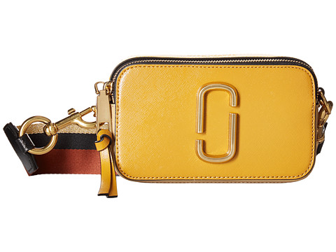 Marc Jacobs Snapshot - Mustard Multi