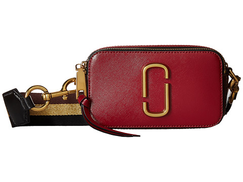 Marc Jacobs Snapshot - Deep Maroon Multi