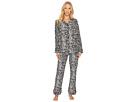 BedHead Long Sleeve Classic Stretch Knit Pajama Set