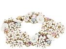 Betsey Johnson - Flower Cluster Bracelet