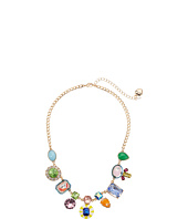 Betsey Johnson - Multi-Stone Statement Collar Necklace