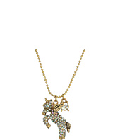 Betsey Johnson - Pegasus Pendant Necklace