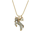Betsey Johnson - Pegasus Pendant Necklace